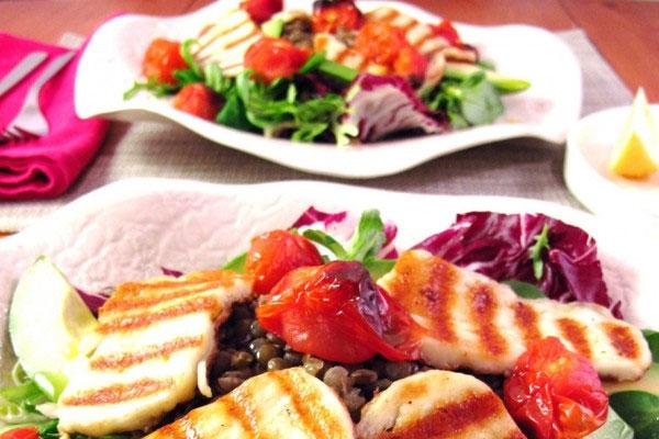 haloomi-lentil-salad
